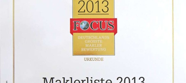 Klett Immobilien Top 1000 Immobilienmakler 2013