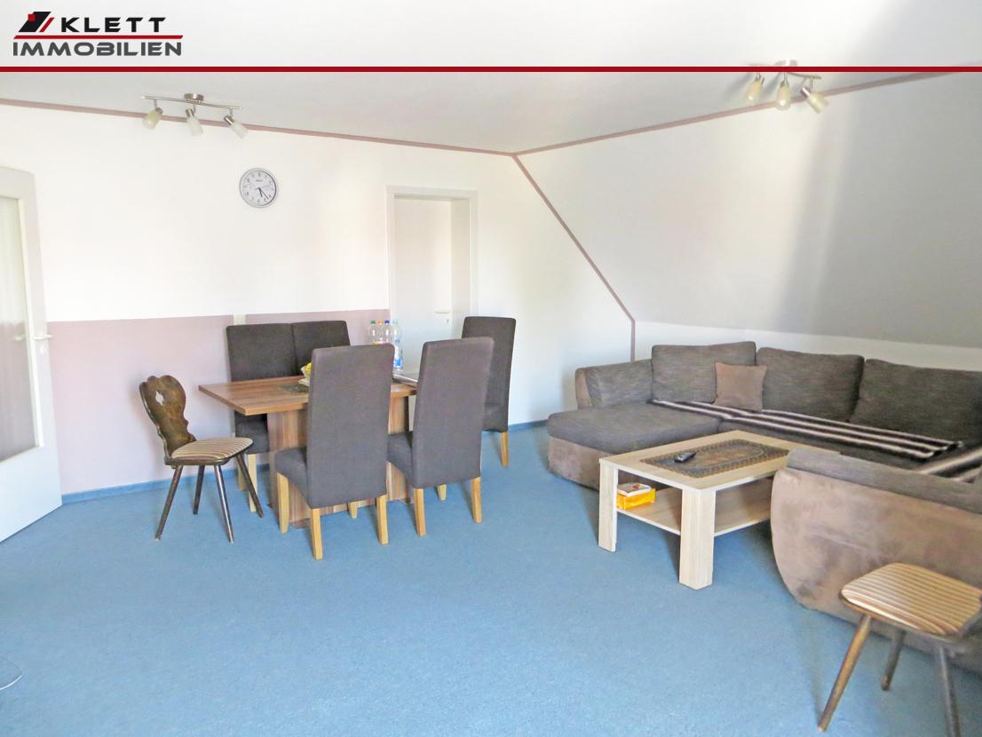 klett immobilien kapitalanlage attraktive helle 4 zimmer maisonette wohnung mit balkon und. Black Bedroom Furniture Sets. Home Design Ideas