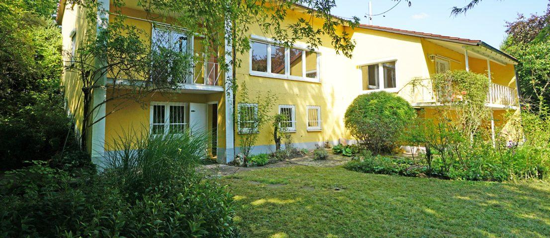 Einfamilienhaus (Villa) Ebersbach